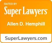 Allen Hemphill Super Lawyer